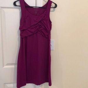 Pink Athleta dress